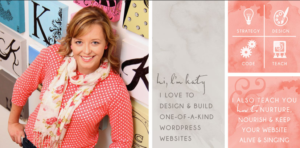 Small Business Web Designer Interview with Katy Martin by Oni Online